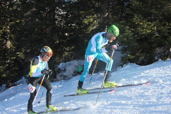 2014 GORE-TEX Wasatch SkiMo Race