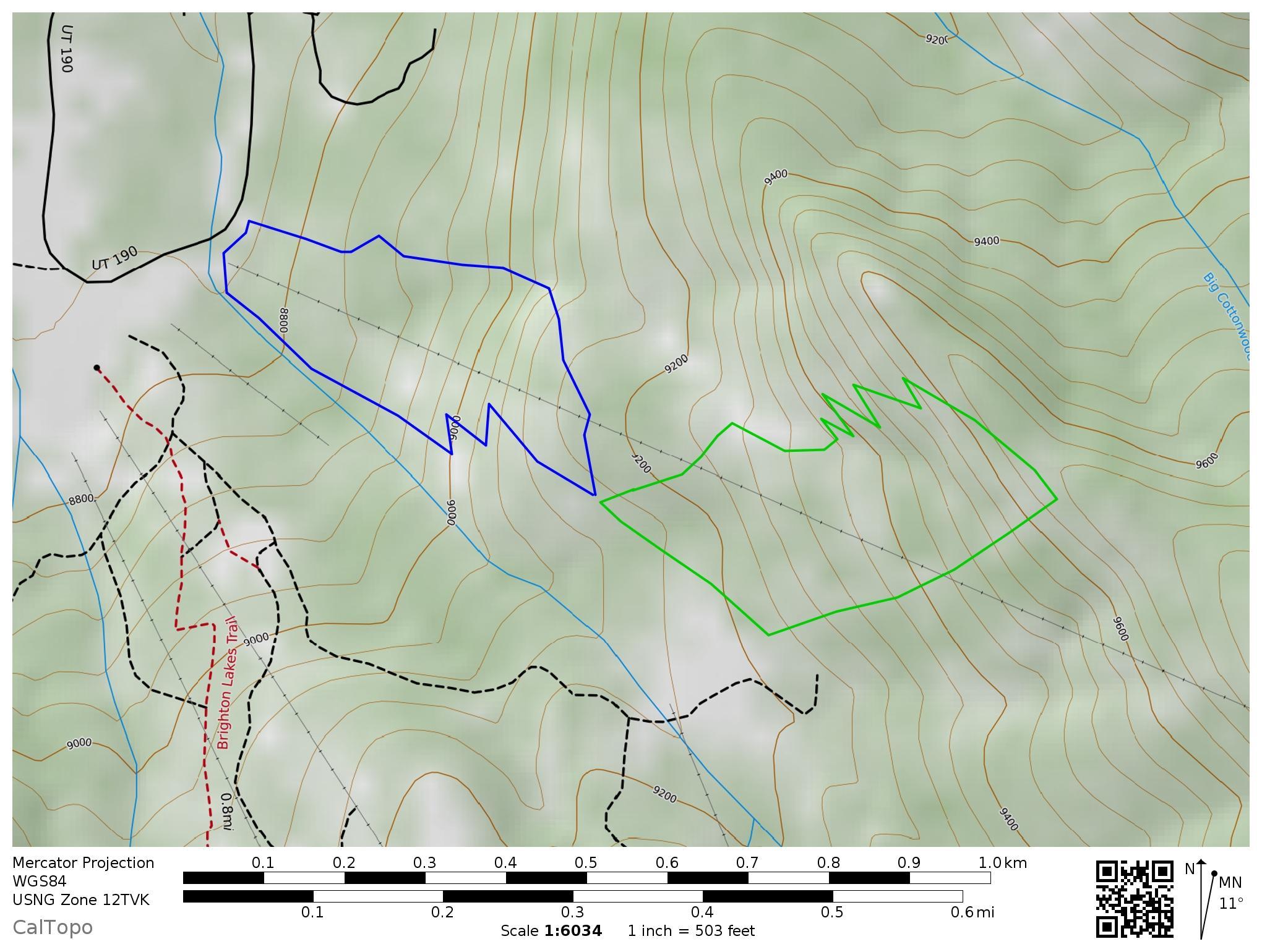 12-8 Race Map